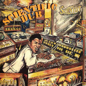 Scientist - Scientific Dub - VinylWorld