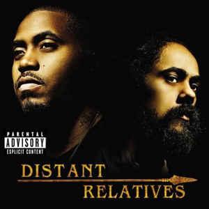 Nas - Distant Relatives - Album Cover