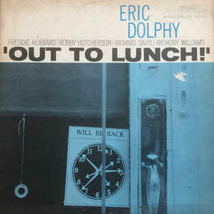Eric Dolphy - Out To Lunch! - VinylWorld