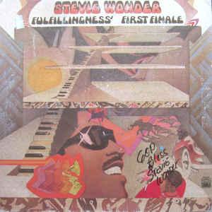 Stevie Wonder - Fulfillingness' First Finale - Album Cover