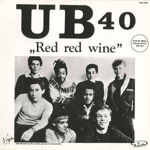 UB40 - Red Red Wine - VinylWorld