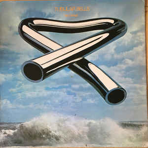 Mike Oldfield - Tubular Bells - Album Cover
