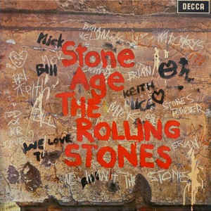 The Rolling Stones - Stone Age - Album Cover