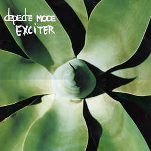 Depeche Mode - Exciter - Album Cover