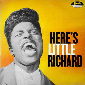 Little Richard - Here's Little Richard - Album Cover