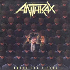 Among The Living - Album Cover - VinylWorld