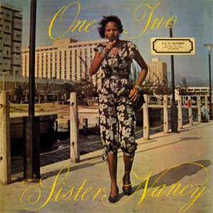 Sister Nancy - One, Two - Album Cover