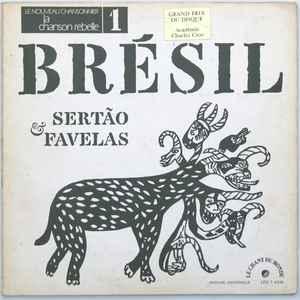 Zélia Barbosa - Brésil (Sertão & Favelas) - Album Cover