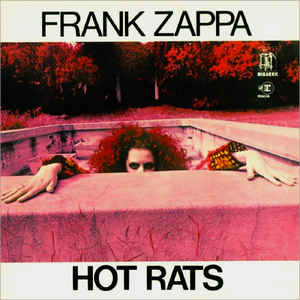 Hot Rats - Album Cover - VinylWorld