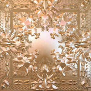 Jay-Z - Watch The Throne - Album Cover