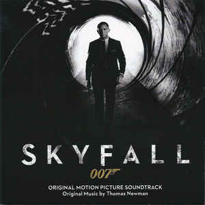 Thomas Newman - Skyfall (Original Motion Picture Soundtrack) - Album Cover