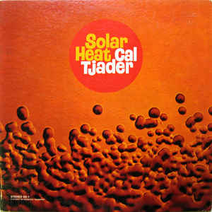 Solar Heat - Album Cover - VinylWorld