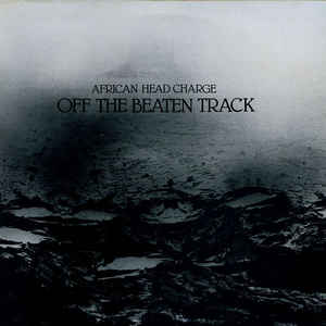African Head Charge - Off The Beaten Track - Album Cover