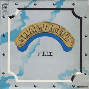 Steamhammer - MK II - Album Cover