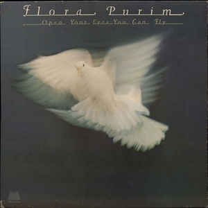 Flora Purim - Open Your Eyes You Can Fly - Album Cover