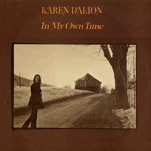 Karen Dalton - In My Own Time - VinylWorld