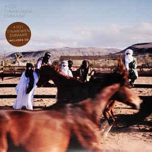 Tinariwen - Emmaar - Album Cover