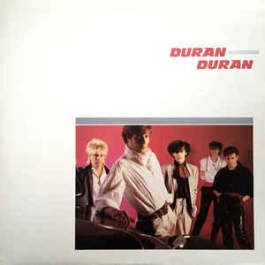 Duran Duran - Duran Duran - Album Cover