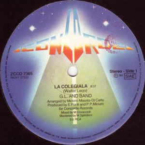 La Colegiala - Album Cover - VinylWorld