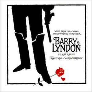 Various - Barry Lyndon (Music From The Soundtrack) - Album Cover