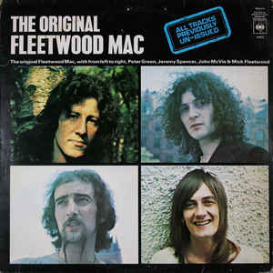 Fleetwood Mac - The Original Fleetwood Mac - Album Cover