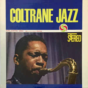 Coltrane Jazz - Album Cover - VinylWorld