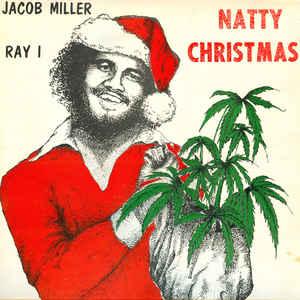 Jacob Miller - Natty Christmas - Album Cover