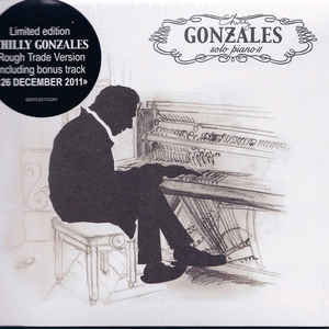Gonzales - Solo Piano II - VinylWorld