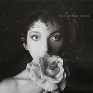 Kate Bush - The Sensual World - Album Cover