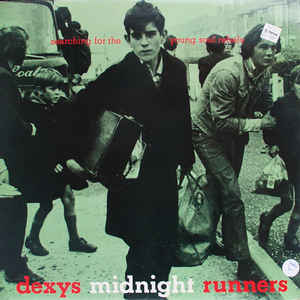 Dexys Midnight Runners - Searching For The Young Soul Rebels - Album Cover