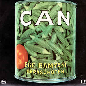 Can - Ege Bamyasi - Album Cover