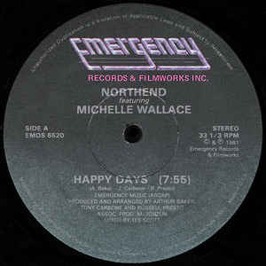 North End - Happy Days - VinylWorld