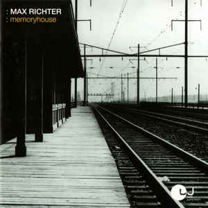 Max Richter - Memoryhouse - Album Cover