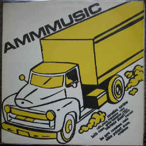 AMM - Ammmusic - VinylWorld