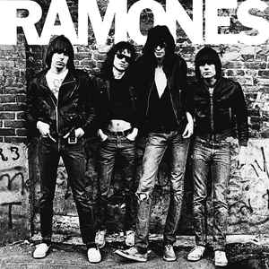Ramones - Album Cover - VinylWorld