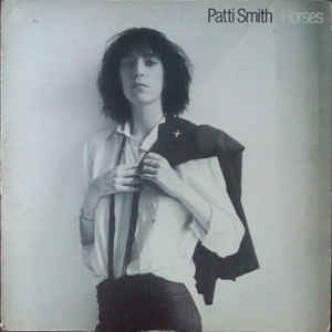 Patti Smith - Horses - Album Cover