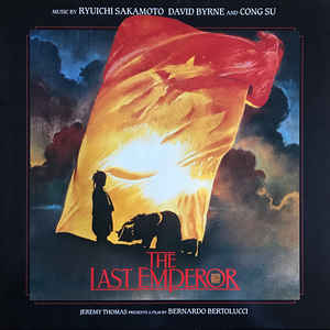 The Last Emperor - Album Cover - VinylWorld