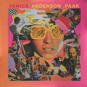 Anderson .Paak - Venice - Album Cover