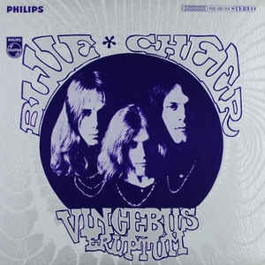Blue Cheer - Vincebus Eruptum - Album Cover