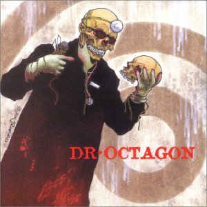 Dr. Octagon - Dr. Octagon - Album Cover