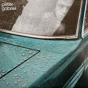 Peter Gabriel - Peter Gabriel - Album Cover