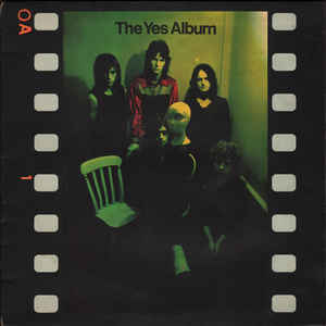 The Yes Album - Album Cover - VinylWorld