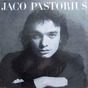 Jaco Pastorius - Album Cover - VinylWorld