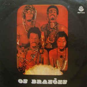 Os Brazões - Os Brazões - Album Cover
