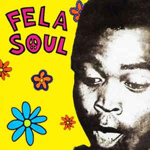 Fela Kuti - Fela Soul - Album Cover