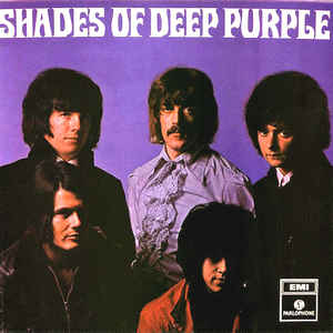 Deep Purple - Shades Of Deep Purple - Album Cover