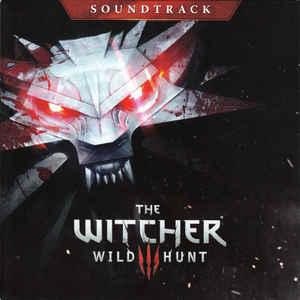 The Witcher 3: Wild Hunt - Official Soundtrack - Album Cover - VinylWorld