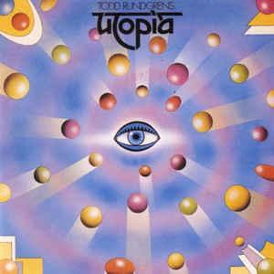 Utopia (5) - Todd Rundgren's Utopia - Album Cover