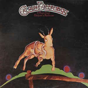 Captain Beefheart - Bluejeans & Moonbeams - Album Cover