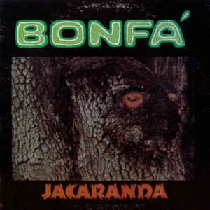Luiz Bonfá - Jacaranda - Album Cover